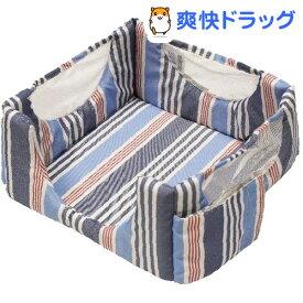 キャティーマン にゃんこの夏用隠れ家ベッド メッシュタイプ(1コ入)【キャティーマン】