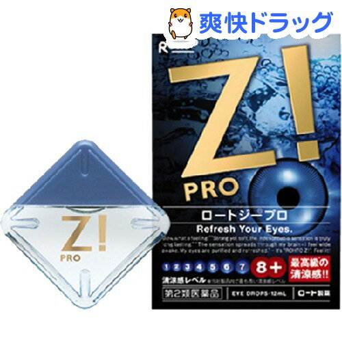 【第2類医薬品】ロートジープロb(12mL)【ロートZi】