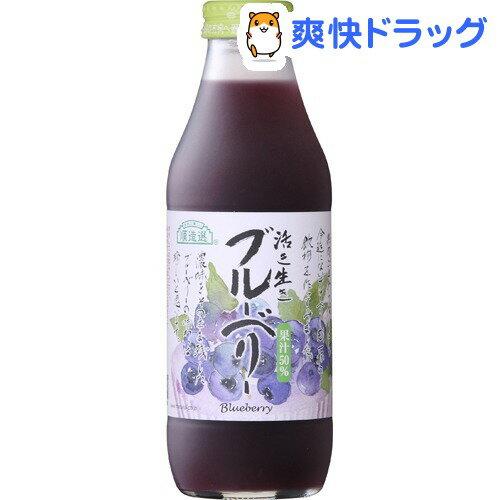 マルカイ 順造選 ブルーベリー 果汁50%(500mL)【順造選】