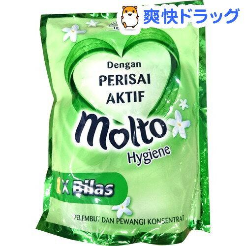モルト アンチバクテリア リフィル(1.6L)【モルト(molto)】