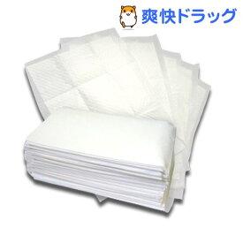 国産ペットシーツ ワイド 薄型プラス(100枚入)【オリジナル ペットシーツ】