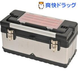 SK11 ステンレス工具箱 SSC-500W(1コ入)【SK11】