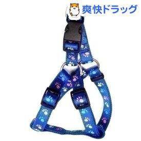 蓄光フット ハーネス #20 ブルー(1コ入)【蓄光フットシリーズ】