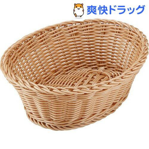 カルティエラタン 洗えるバスケット オーバル M ナチュラル(1コ入)【カルティエラタン(QuaritierLatin)】