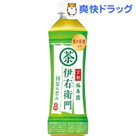 緑茶 伊右衛門(525mL*24本入)【伊右衛門】