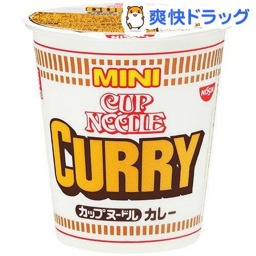 日清カップヌードル カレー ミニ(1コ入)【カップヌードル】[カップラーメン カップ麺 インスタントラーメン非常食]