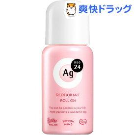 エージーデオ24 デオドラントロールオンDX フローラルブーケの香り(40ml)【エージーデオ24】