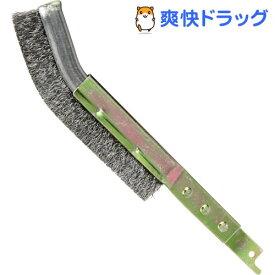 SK11 ZAK レシプロブラシ ステンレス線 L 強力研磨 ZB91-10(1コ入)【SK11】
