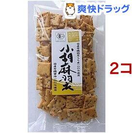 精華堂 小胡麻羽衣(62g*2コセット)【精華堂】