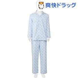 ソフトケアパジャマIII スナップボタン 紳士用 M(1枚入)【ソフトケア(介護用品)】