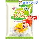 蒟蒻畑 ララクラッシュ マンゴー味(24g*8コ入*12コセット)【蒟蒻畑】