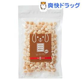 ニコニコおやつ りんご入りボーロ(100g)【オリジナル ペットフード】