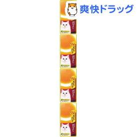 いなば チャオ だしスープ 4連パック 北海道産ほたてだし(35g*4パック)【チャオシリーズ(CIAO)】