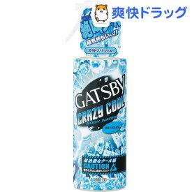 ギャツビー クレイジークール ボディウォーター アイスオーシャン(170mL)【GATSBY(ギャツビー)】