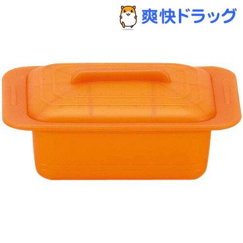 ヴィヴ(VIV) シリコンスチーマー ウノ キャロットオレンジ(1コ入)【ヴィヴ(ViV)】