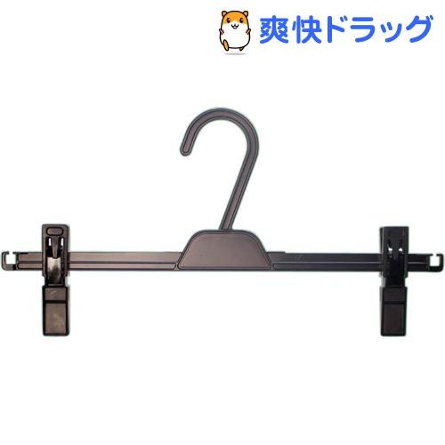 リバースクリップハンガー ブラック(5本組)【リバース】