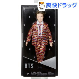 BTS(防弾少年団)コア ファッションドール JIMIN GKC93(1個)【フィッシャープライス】