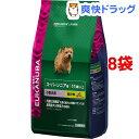 ユーカヌバ 11歳以上用 スーパーシニア 小型犬種 超小粒(800g*8コセット)【ユーカヌバ(Eukanuba)】【送料無料】