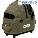 エアバギーフォードッグ ドーム2 SM コット単品 ブラウン(1コ入)【エアバギーフォードッグ】【送料無料】