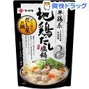 ヤマキ 軍鶏系地鶏だし塩鍋つゆ(700g)