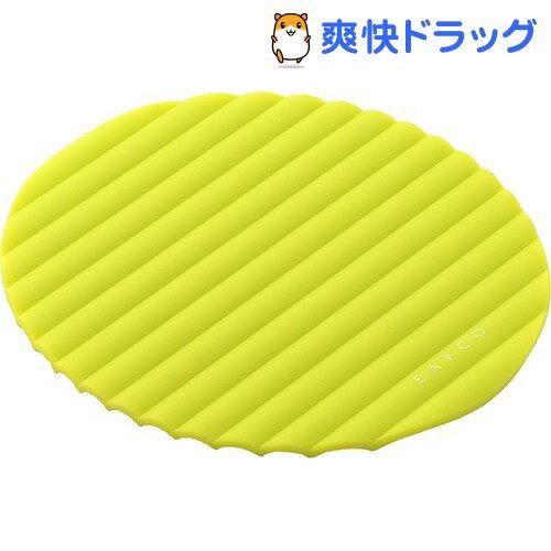 イイトコ ナミ シリコンマット ライムグリーン AS0018(1コ入)【180105_soukai】【180119_soukai】【イイトコ(EAトCO)】
