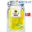 梅シロップ のど飴(80g*5袋セット)