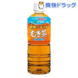 伊藤園 健康ミネラルむぎ茶(600ml*24本)【健康ミネラルむぎ茶】[麦茶]