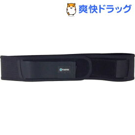 naoss バックレスキュー骨盤メッシュベルト 4635202 ブラック M(1枚入)【naoss(ナオス)】