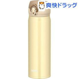 サーモス 真空断熱ケータイマグ クリーミーゴールド 0.5L JNL-503 CRG(1コ入)【サーモス(THERMOS)】