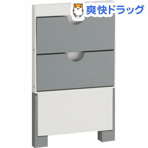 マグネット式 ラップ・ペーパーホルダー ホワイト(1コ入)