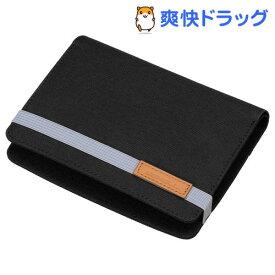 ハクバ プラスシェル ダイアリー02 電子辞書ケース ブラック SP-EDDR02BK(1コ入)【ハクバ(HAKUBA)】