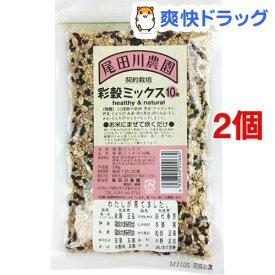 尾田川農園 彩穀ミックス10種(150g*2個セット)【尾田川農園】