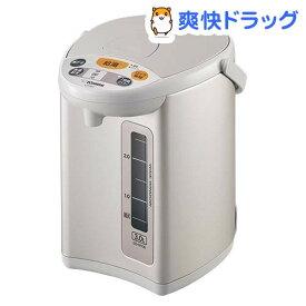 象印 マイコン沸とう電動ポット グレー CD-WY30-HA(1台)【象印(ZOJIRUSHI)】