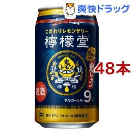 檸檬堂 鬼レモン 缶(350ml*48本セット)