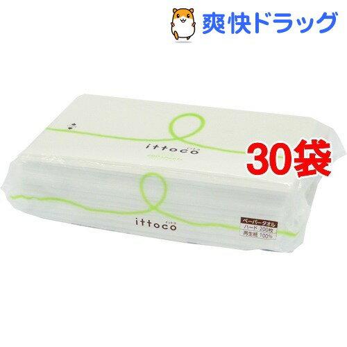 イットコ タオル L ハード(200枚入*30コセット)【イットコ】