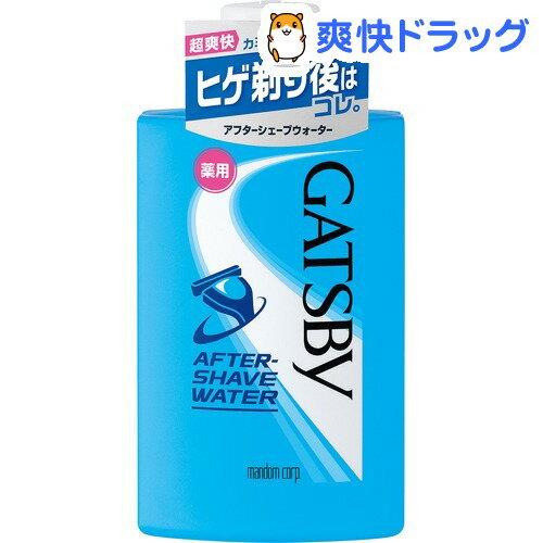 ギャツビー アフターシェーブウォーター(140mL)【GATSBY(ギャツビー)】