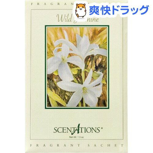 センテーション サシェN ワイルドジャスミン(45g)【センテーションサシェ】