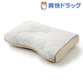 東京西川 ファインスムーズ ベーシッククオリティ そばがら枕 EH07114013H(1コ入)