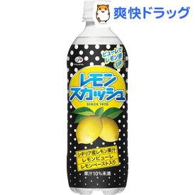 不二家 レモンスカッシュ(500ml*24本入)【不二家】