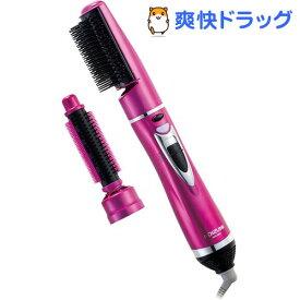 コイズミ マイナスイオンカーリングドライヤー ピンク KHC-5303/P(1台)【コイズミ】