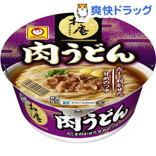 マルチャン 和庵 肉うどん(1コ入)【マルちゃん】