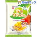 蒟蒻畑 ララクラッシュ マンゴー味(24g*8コ入)【蒟蒻畑】