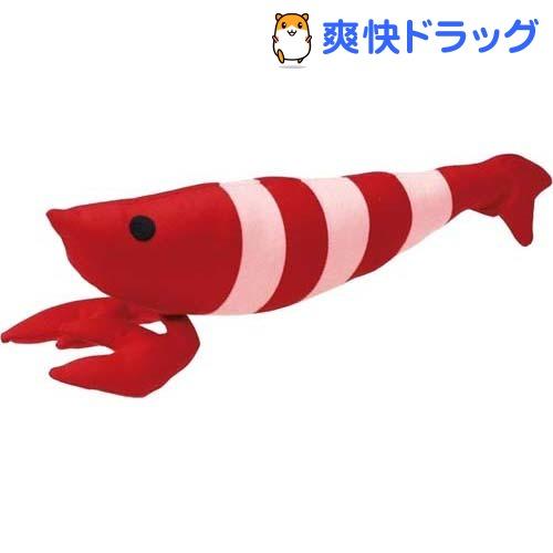 ペティオ けりぐるみ エビ(1コ入)【171013_soukai】【170929_soukai】【ペティオ(Petio)】[猫 おもちゃ]