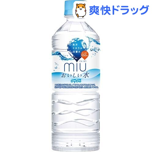 ミウ(550mL*24本入)【ミウ】【送料無料】