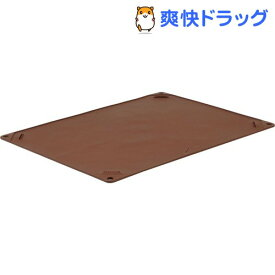 ハリオ ワンコトイレマット ワイド PTS-TM-CBR ショコラブラウン(1コ入)【ハリオ】