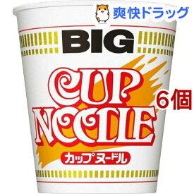 日清 カップヌードル ビッグ(1コ入*6コセット)【カップヌードル】