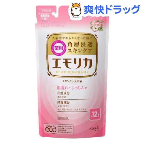 エモリカ フローラルの香り つめかえ用(360mL)【kao1610T】【エモリカ】