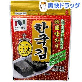 韓国味のり(8切48枚入)