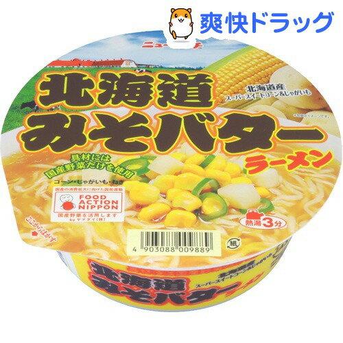 ニュータッチ 北海道みそバターラーメン(1コ入)【ニュータッチ】