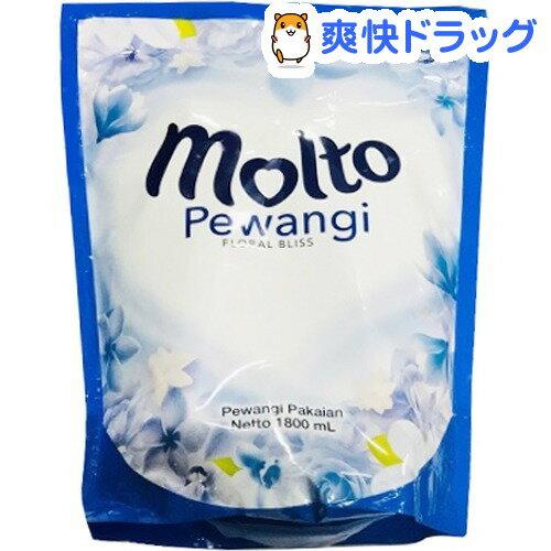 モルト 加香剤 リフィル フローラルブリス(1.8L)【モルト(molto)】